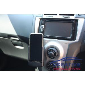 Yaris Car iPhone holder