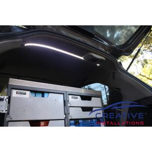Yaris Interior LED Lights