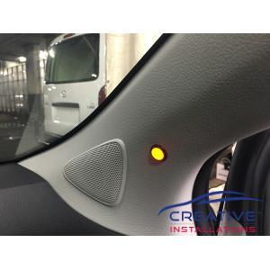 Yaris Blind Spot Sensors