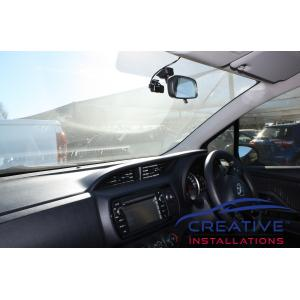 Yaris eCELL Focus Black Box HD Dash Camera