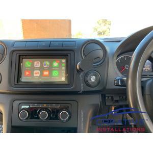 Amarok Apple CarPlay