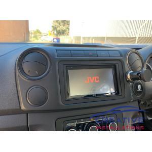 Amarok JVC Car Stereo