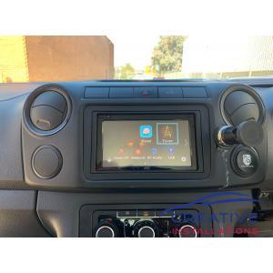 Amarok Waze GPS App