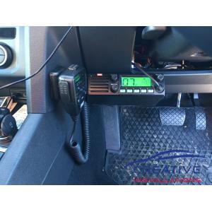 Amarok GME TX4500WS UHF CB Radio