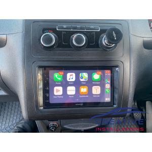 Caddy Apple CarPlay