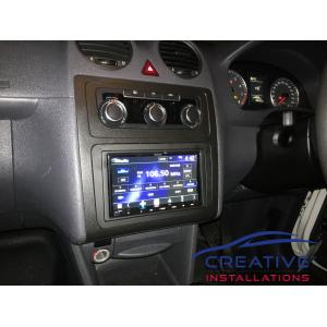 Caddy Kenwood DMX8019DABS Infotainment System