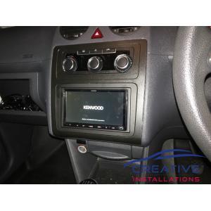 Caddy Kenwood DMX8019S Infotainment System