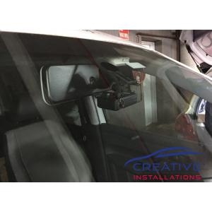 Caddy Kenwood DRV-N520 Dash Camera