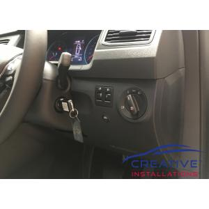 Caddy Front Parking Sensors