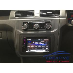 Caddy Kenwood DNX5170S Sat Nav
