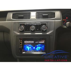 Caddy GPS Navigation System