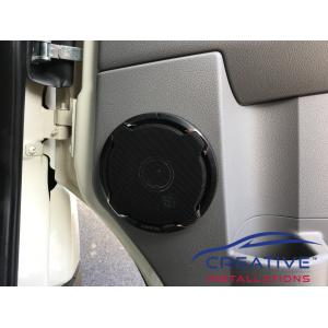 "Crafter Kenwood KFC-PS1696 6.5"" speakers"