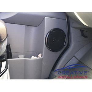"""Crafter Kenwood 6.5"""" speakers"""