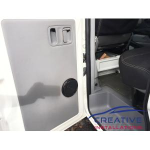 VW Crafter speakers