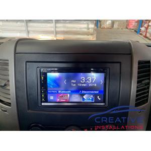 Crafter GPS Navigation System Kenwood DNX5180S