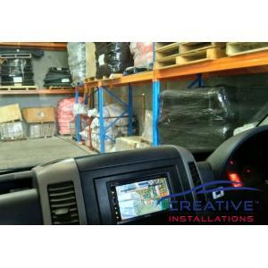 Crafter Kenwood Dash Camera