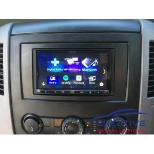 Crafter GPS Navigation System