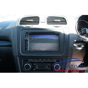Golf GPS Navigation System