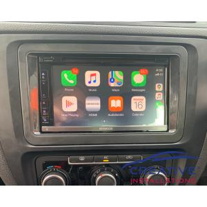 Jetta Kenwood GPS Navigation System DNX5180S