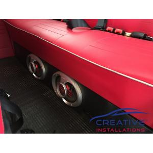 Kombi Van Car Audio