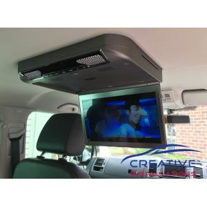 "Multivan 13.3"" Roof DVD player"