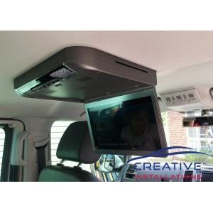 Multivan Roof Car DVD player