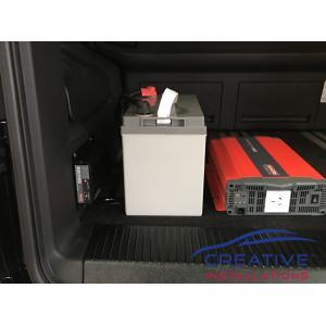 Multivan Dual Battery System