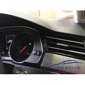Passat Electric brake controller