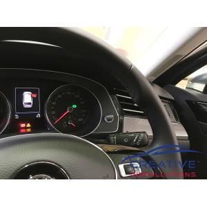 Passat REDARC brake controller