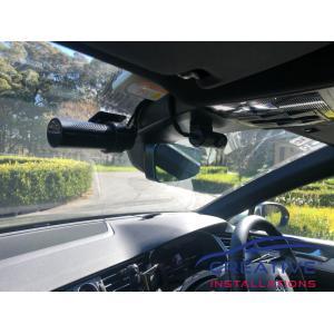 Passat BlackVue DR900S Uber Dash Cameras