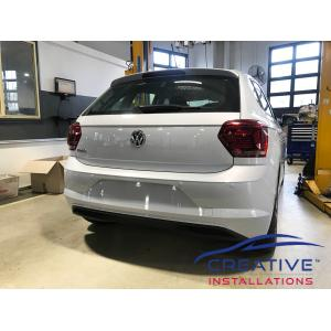 Polo Reverse Parking Sensors