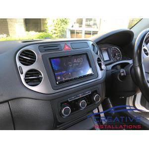 Tiguan Android Auto Car Stereo DMX8018S