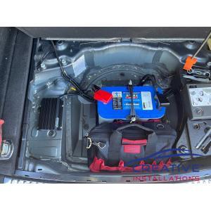 Touareg REDARC Dual Battery System
