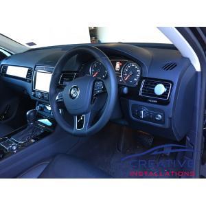 VW Touareg REDARC Electric brake controller