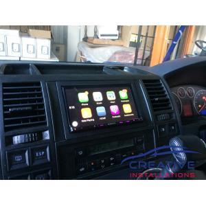 Transporter Apple CarPlay Kenwood