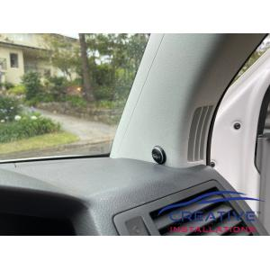 Transporter Blind Spot Sensors