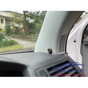Transporter Blindspot Sensors