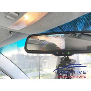 Transporter Reverse Mirror Camera