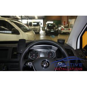 Transporter iPhone car holder