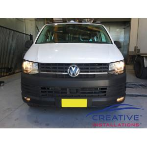 Transporter Fog Lights