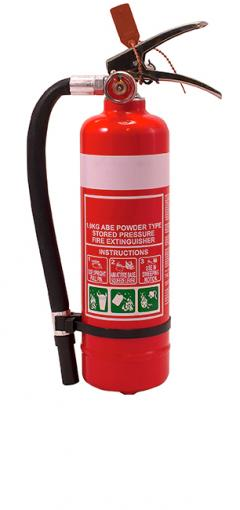 Car Fire Extinguisher 1KG
