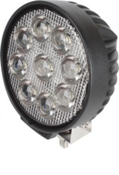 Round LED Work Light Sydney