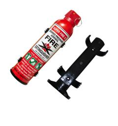 Car Fire Extinguisher 500g