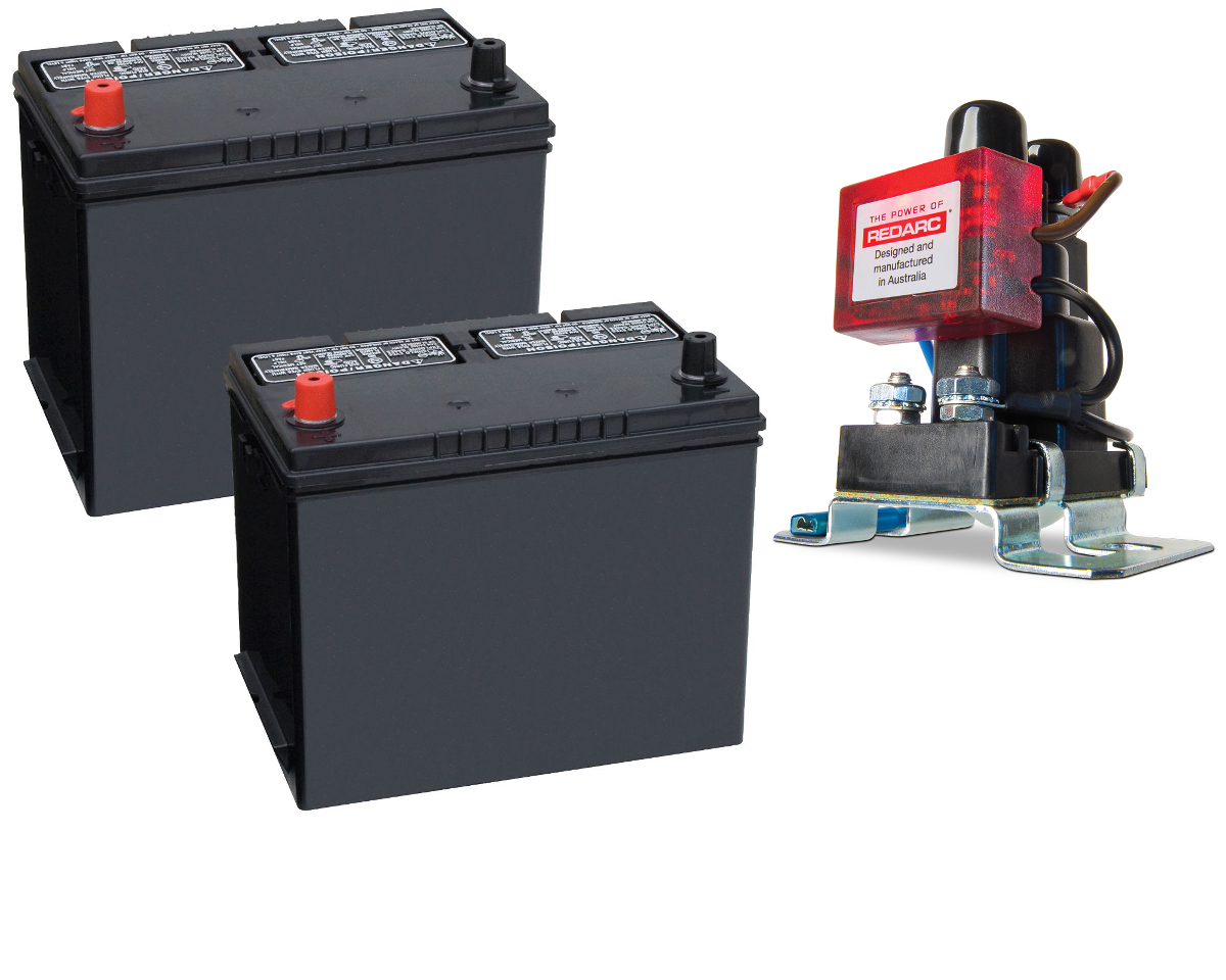 Dual Battery Systems Isolators Creative Installations Redarc Bcdc1220 Wiring Instructions